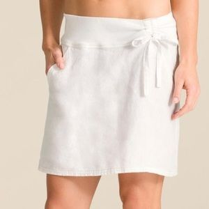 Athleta Linen Napali Skirt